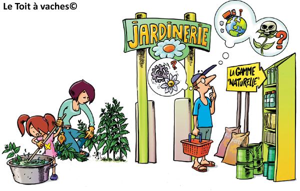 Jardins Zéro Pesticide
