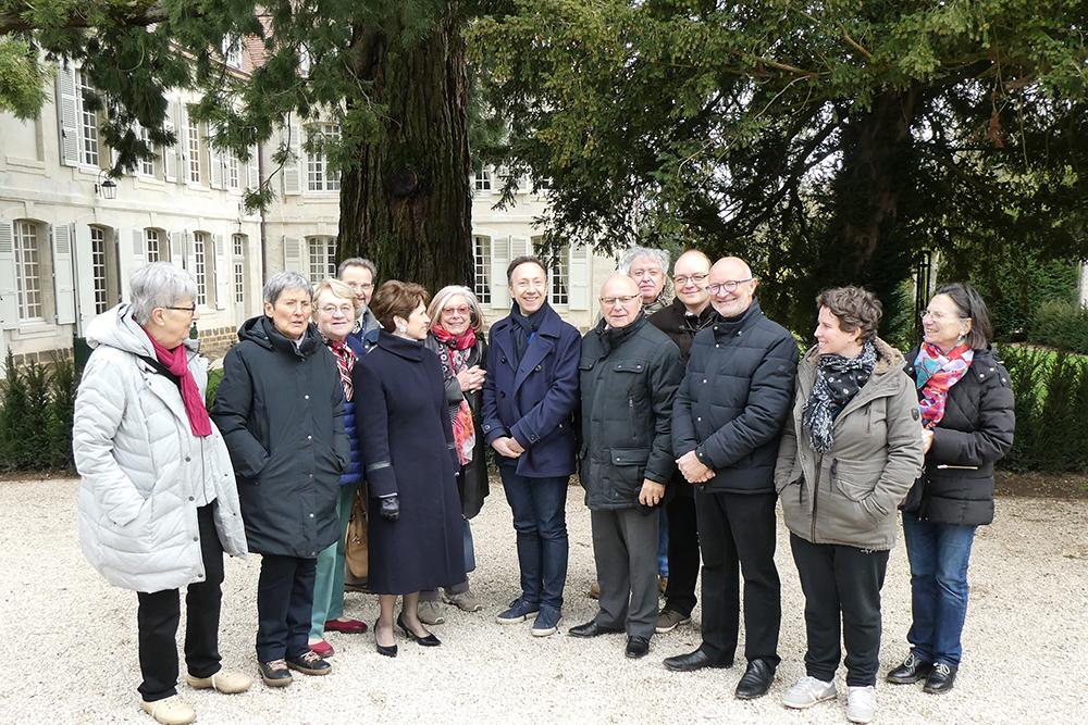 UNE AG 2019 TRÈS «PATRIMOINE»