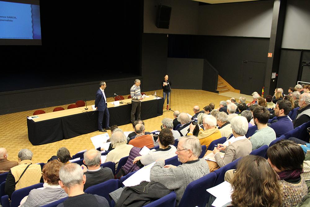 120 participants à la rencontre L'Eau en Eure-et-Loir, Demain