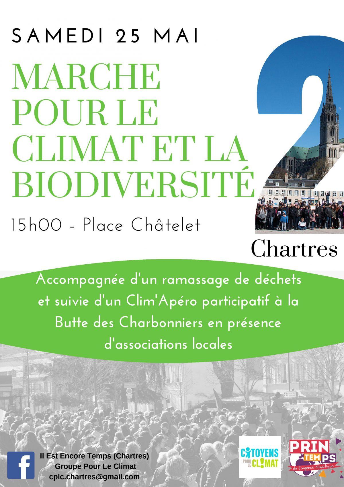 Marche pour le climat et la biodiversité