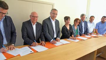 Charte de bon voisinage signée en Eure-et-Loir