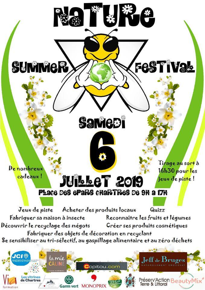 Retour sur le «Nature Summer Festival»